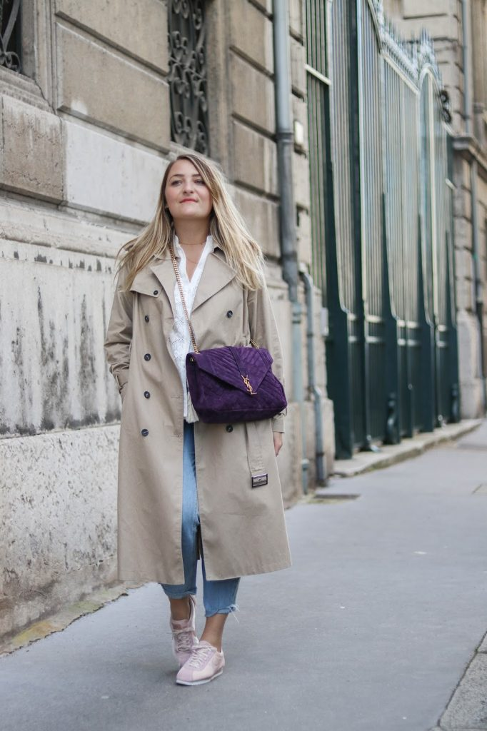 trench oversize beige parisgrenoble