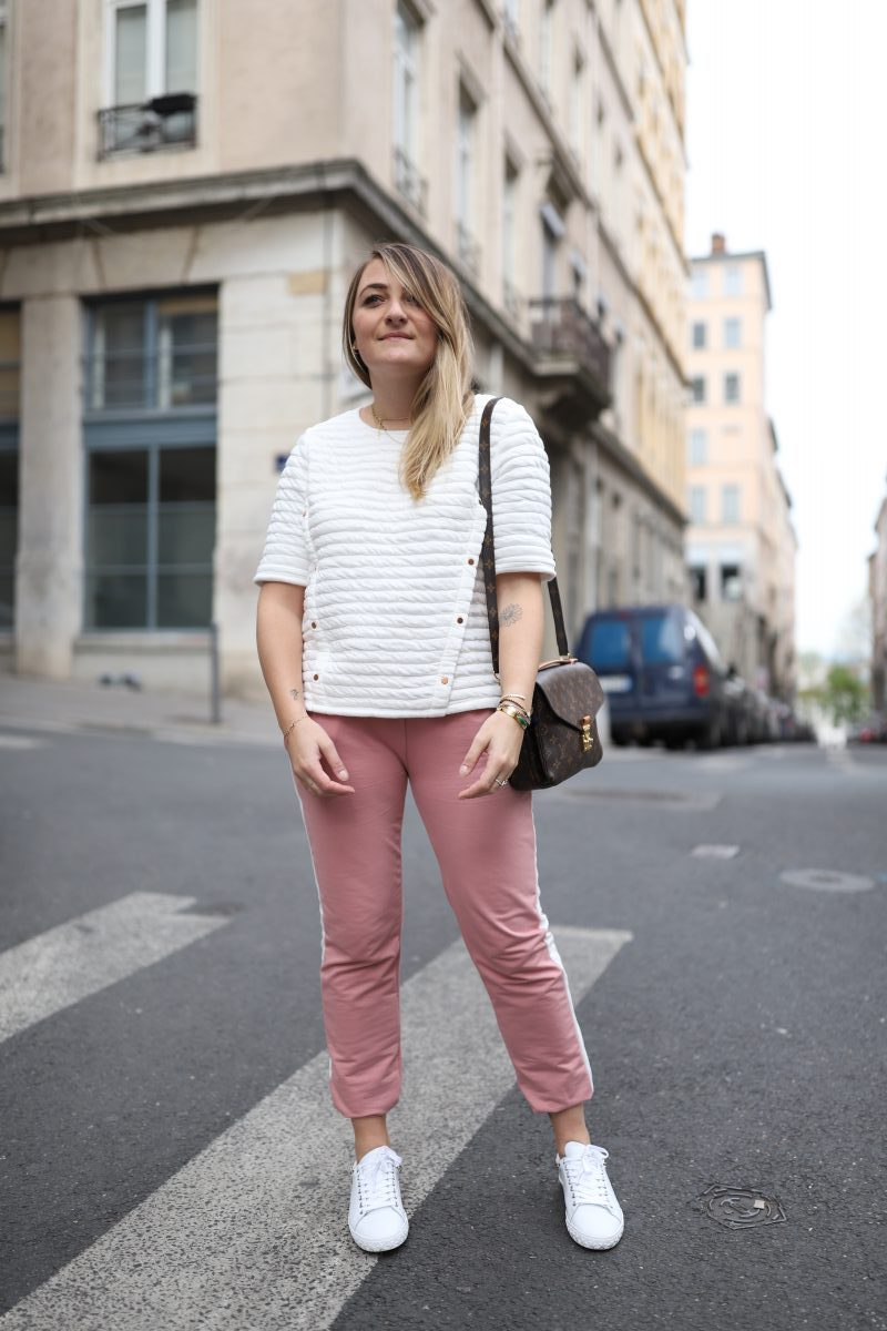 look jogging rose parisgrenoble