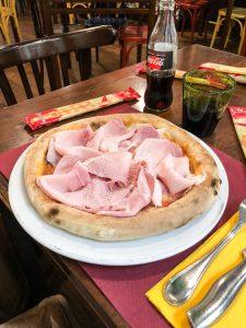 pizza Du De Coppe