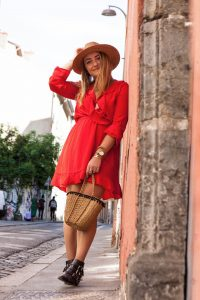 robe rouge jubylee parisgrenoble