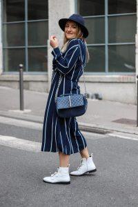 robe longue bleue parisgrenoble