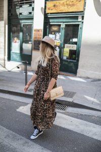 robe leopard parisgrenoble