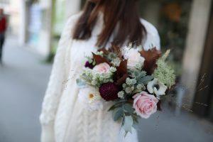 bouquet de fleurs d'automne parisgrenoble
