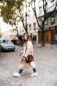 trench beige new look parisgrenoble
