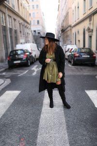 manteau noir grace&mila parisgrenoble