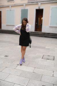 boots cuir lilas parisgrenoble