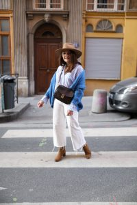 gilet bleu mode in elo parisgrenoble