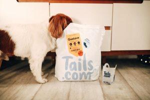 croquettes sur-mesure chien tails.com parisgrenoble