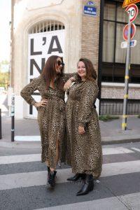 robe léopard la redoute parisgrenoble