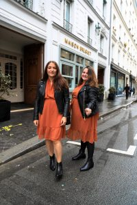 robe orange la redoute parisgrenoble