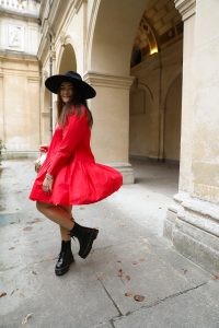 robe rouge h&m parisgrenoble