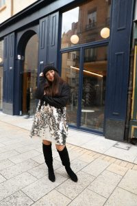 robe sweat sequins parisgrenoble