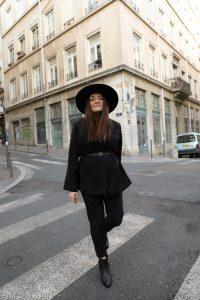 blazer noir parfait parisgrenoble