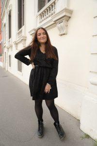 robe noire almé paris parisgrenoble