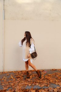 robe chemise blanche h&m parisgrenoble