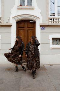 robe léopard msmode parisgrenoble