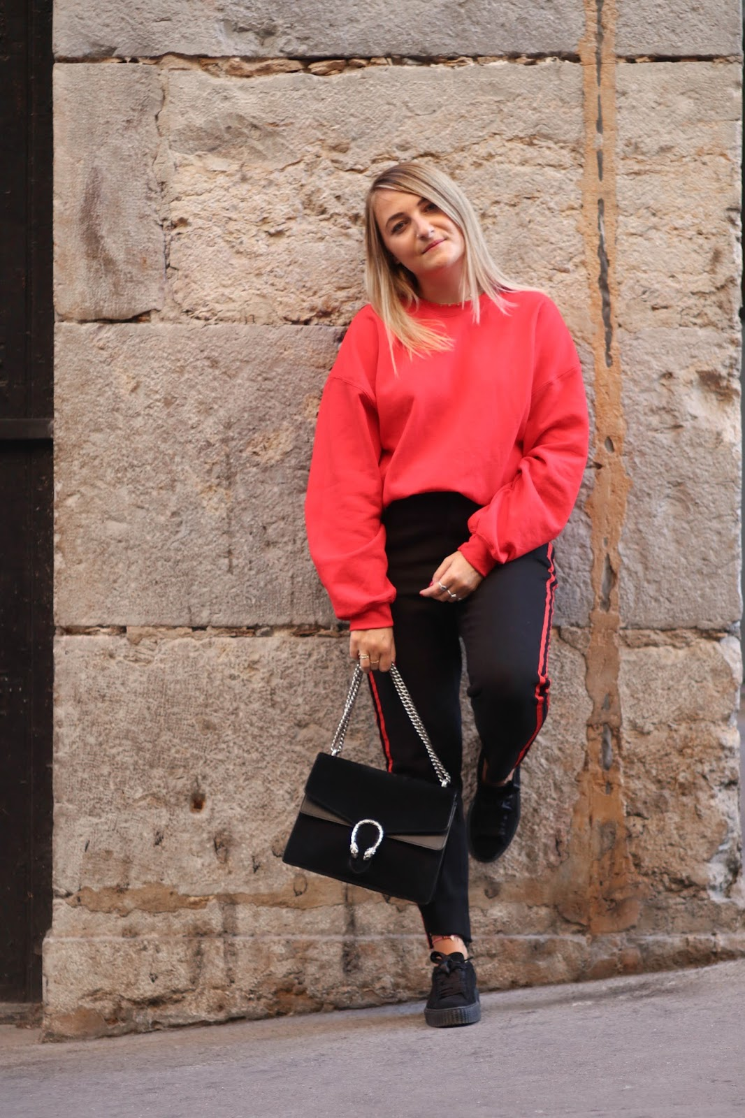 sweat oversize prettylittlething parisgrenoble
