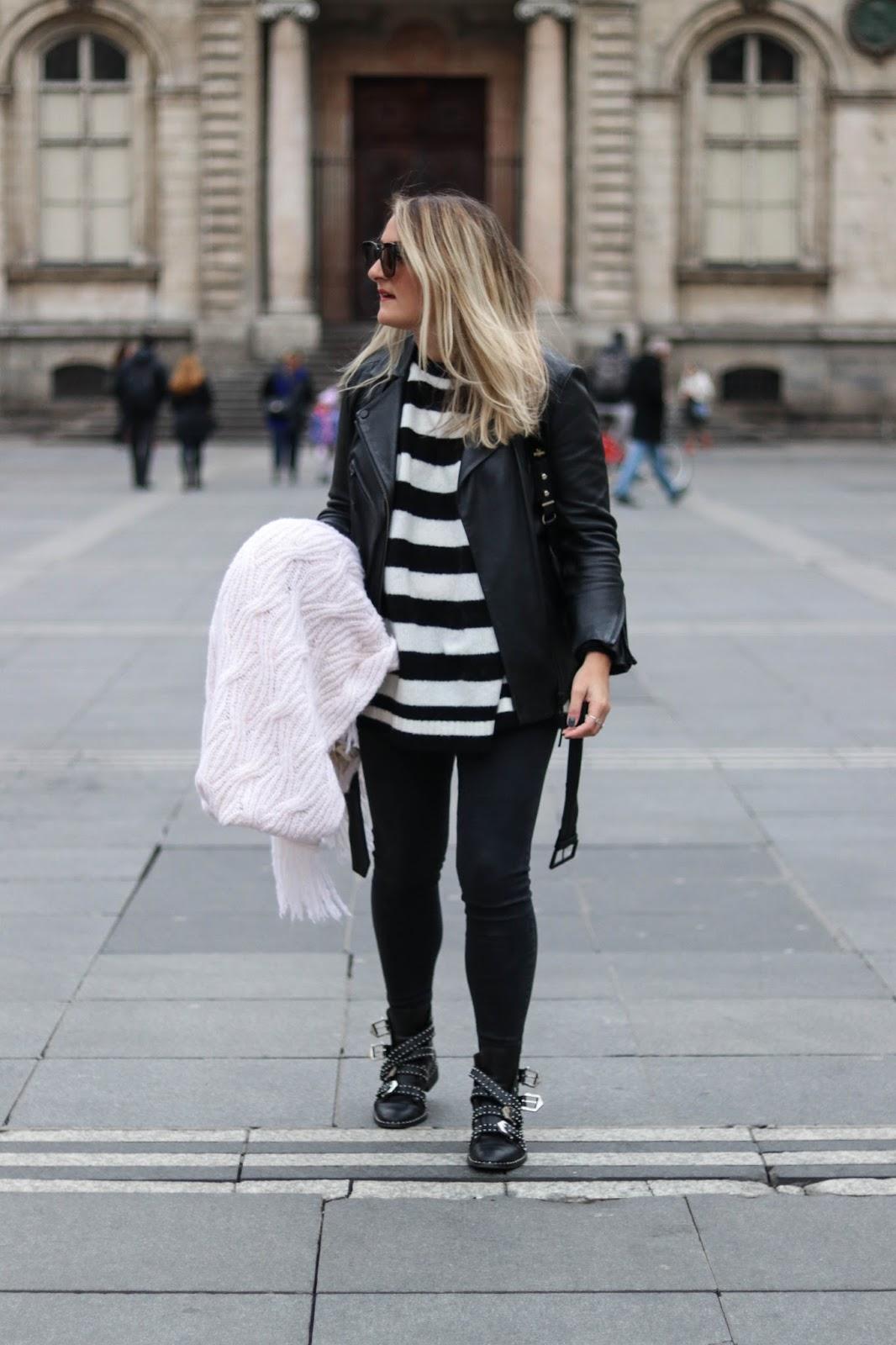pull noir et blanc zara parisgrenoble