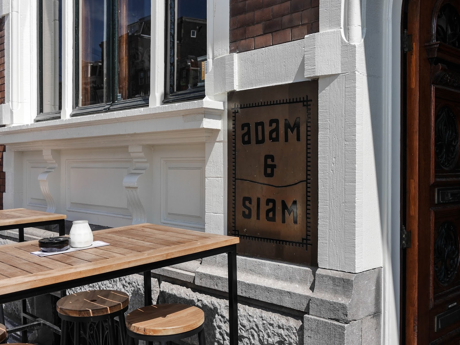 restaurant amdam&siam amsterdam parisgrenoble