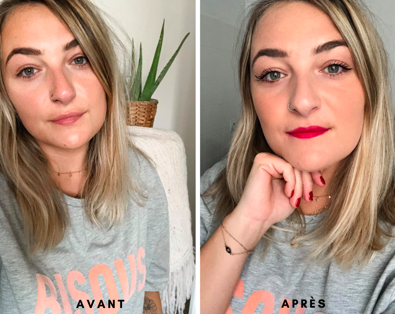 maquillage La Roche-Posay Parisgrenoble