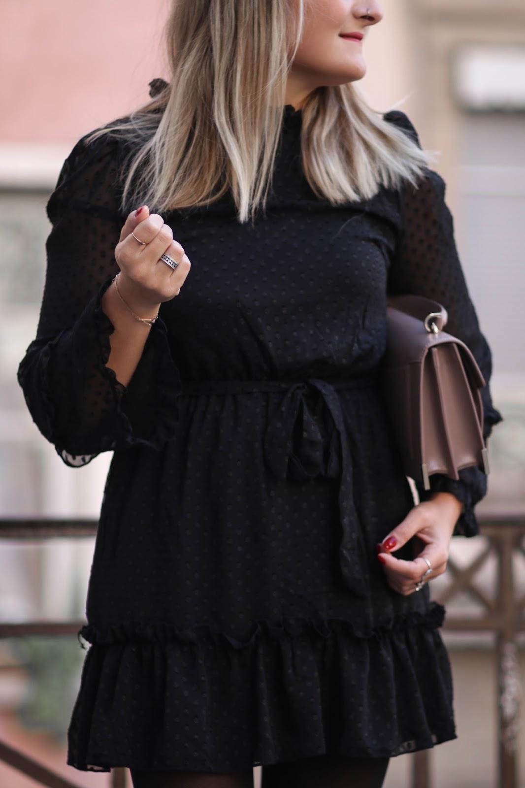 robe noire newlook parisgrenoble